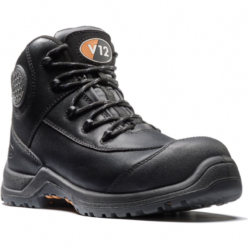 V1720 INTREPID IGS WOMAN'S BLACK HIKER